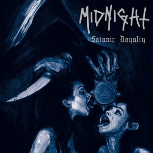Image of Midnight - Satanic Royalty CD & DVD