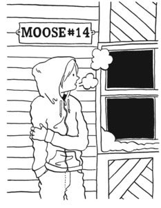 Image of Moose #14