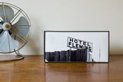 Image of LED Light Box - Re-purposed Vintage Box - Hotel Fleming - ONE ONLY