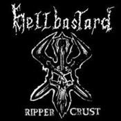 Image of HELLBASTARD - Ripper Crust LP