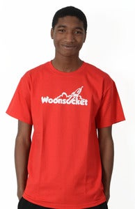 Image of Woonsocket Rocket Tee