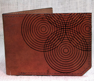 Image of Neves Circles Wallet