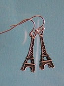 Image of Eiffel Tower Earrings