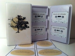 Image of Field of Spears - Monument (LAST COPIES)