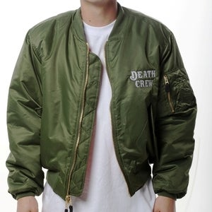 Image of DEATHCREW ARMY JACKET