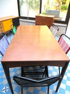 Image of TABLE DE SALLE À MANGER SCANDINAVE REF.1219