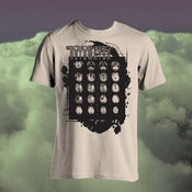 "Image of Schoenberg ""Brainscan"" T-shirt FREE SHIPPING IN AUS"