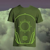 "Image of Schoenberg ""Helmet"" T-Shirt FREE SHIPPING IN AUS"
