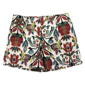 Image of Wren. - Floral Tapestry Shorts