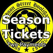 Image of 2013 HSH Season Tickets (2 Payments)