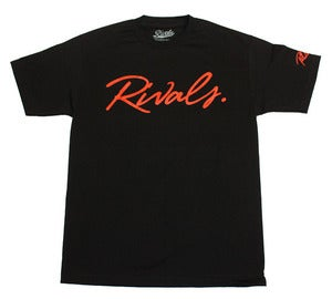Image of Rivals Signature Script - Black