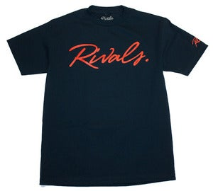 Image of Rivals Signature Script - Navy