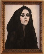 Image of La Llorona Framed Original Painting