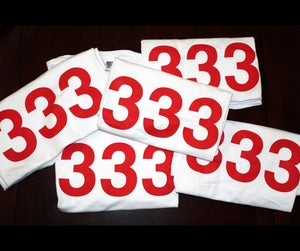 333 Tee
