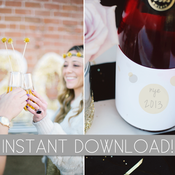 Image of New Years Eve Party Printables