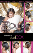 "Image of ""Sexy Side Swept Curls"" PSC #9"