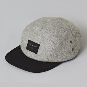 Image of I love ugly -Greyed cap