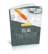Image of Tell All Tax Guides & Forms Collection