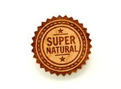 Image of Super Natural Pin