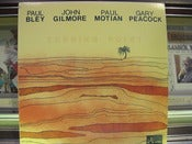 Image of Bley. Gilmore. Motian. Peacock ~ Turning Point