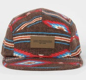 Image of NEW! OBEY Prescott Mesh 5 Panel Strapback Hat Collection