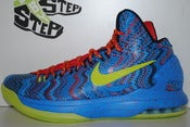 "Image of Nike KD V ""Christmas"""