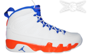 Image of Air Jordan 9 Retro - FONTAYE MONTANA