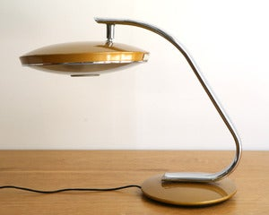Image of LAMPE DE BUREAU MARQUE FASE ANNES 70 - REF.1098