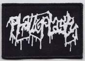 Image of PHALLOPLASTY-White Embroidery Logo Patch