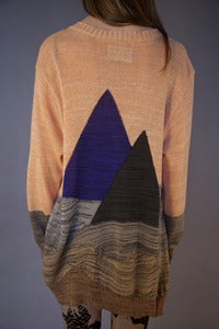 Image of Pyramid Cardigan