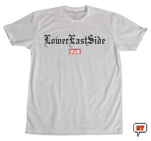 Image of ERARE NYC &quot;LowerEastSide&quot; Tee