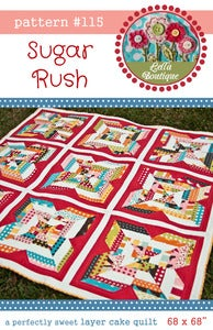 Image of #115 Sugar Rush - PDF Pattern