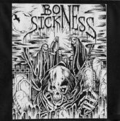 Image of Bone Sickness - Demo 7""