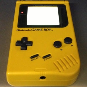 Image of Backlit Nintendo DMG-01