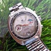 Image of VINTAGE TISSOT SEASTAR NAVIGATOR CHRONO AUTO STEEL -SOLD