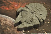 Image of Smuggler's Starship GEEKSOAP