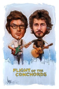Image of Flight of the Conchords 16 x 24""