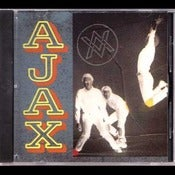 Image of AJAX-Ajax CD/ Original-Out Of Print