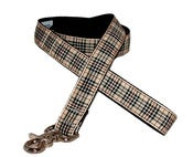 Image of Windsor Plaid - Leash on UncommonPaws.com