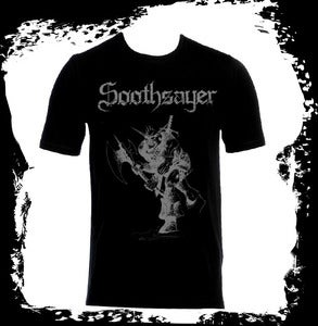 Image of SOOTHSAYER T-SHIRT's - To Be a Real Terrorist & Troops of Hate