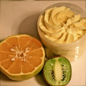 Image of fruity body butters