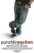 Image of PUNCHLINE&lt;br&gt;&lt;i&gt;Action&lt;/i&gt;&lt;br&gt;11&quot; x 17&quot; Poster [ltd. 100]