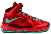 Image of Nike Lebron 10 Christmas