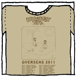 Image of Overseas Tour Shirt (Small)