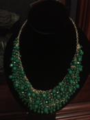Image of Emerald Green Necklace