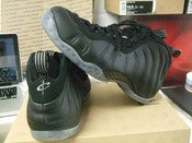 Image of Nike Air Foamposite One 'Stealth' Black