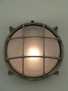 Image of industrial | interior exterior | wall light | IP45