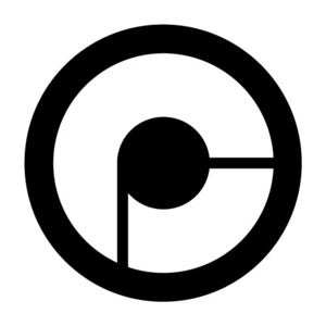 Image of Circle Logo Stickers