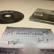 Image of &quot;PHOENIX&quot; signed CD