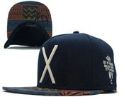 Image of NEW! 10 Deep Livin Larger Snapback Hat Collection (Navy Blue)